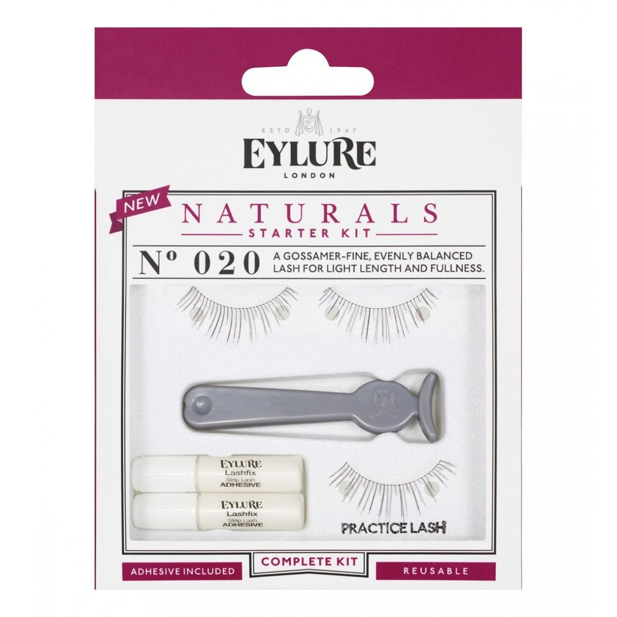 Kit de pose Starter Kit Naturals N020 Eylure packaging