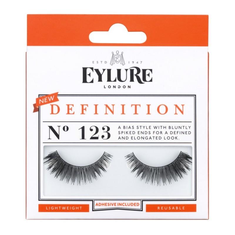 Faux-Cils Definition - N123 Eylure packaging
