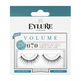 Faux-Cils Volume Pré Encollés - N070 Eylure packaging
