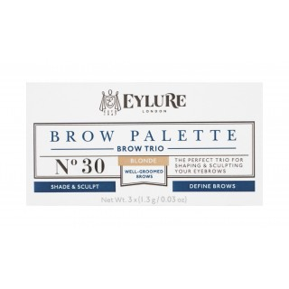 Palette pour sourcils Defining & Shading - Brow Palette - 30 Blonde Eylure 2