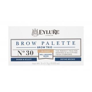 Palette pour sourcils Defining & Shading - Brow Palette - 30 Blonde Eylure 2