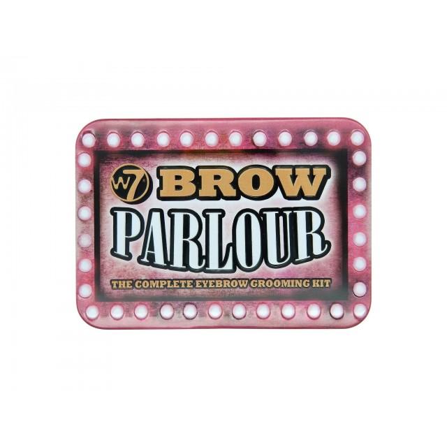 """Palette Sourcils """"Brow Parlour"""" W7 closed"""