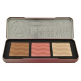 Palette Cheeky Trio W7 open