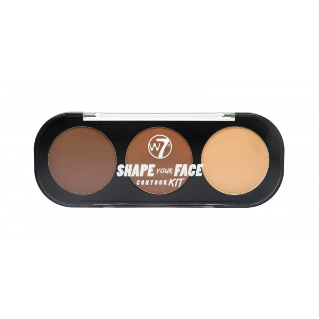 Set Countouring - Unite Shape Your Face W7 closed