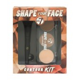 Set Countouring - Unite Shape Your Face W7 packaging