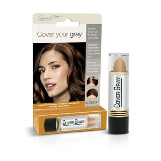 Bâton Camoufleur Pour Cheveux Gris - Châtain Clair - Blond -cover your gray