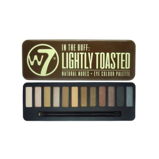 """Palette 12 Ombres à Paupières """"Lightly Toasted"""" W7"""