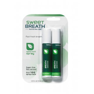 2 Sprays Menthe Sweet Breath 1