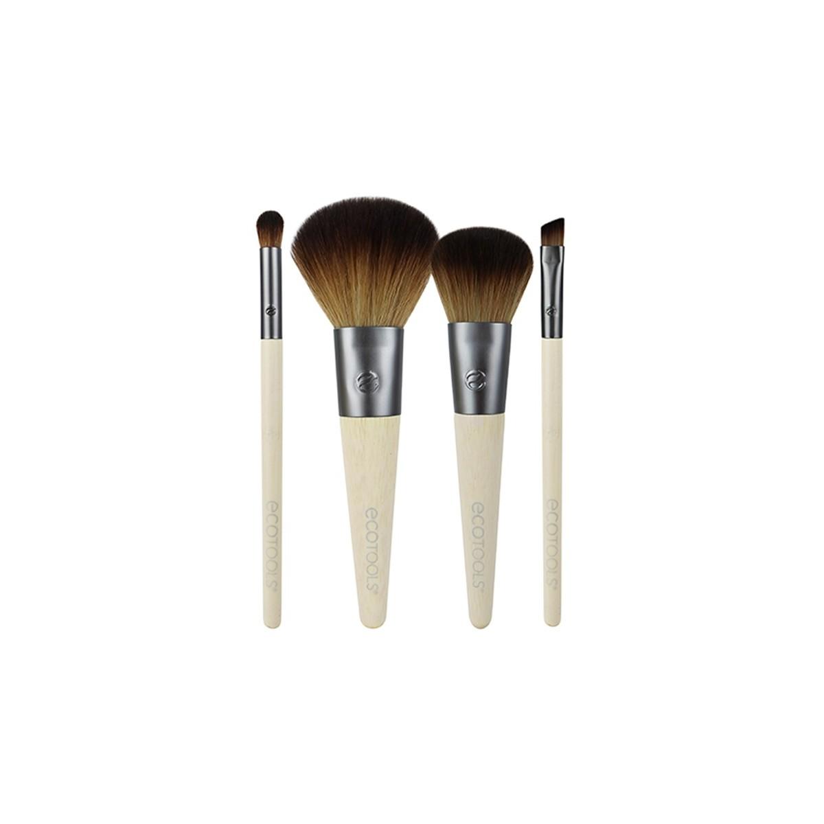 Set 4 Pinceaux + 1 Trousse Ecotools 1