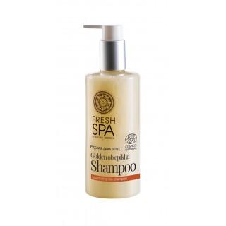 Shampooing nutritif à l'Argousier doré Fresh SPA Natura Siberica 1