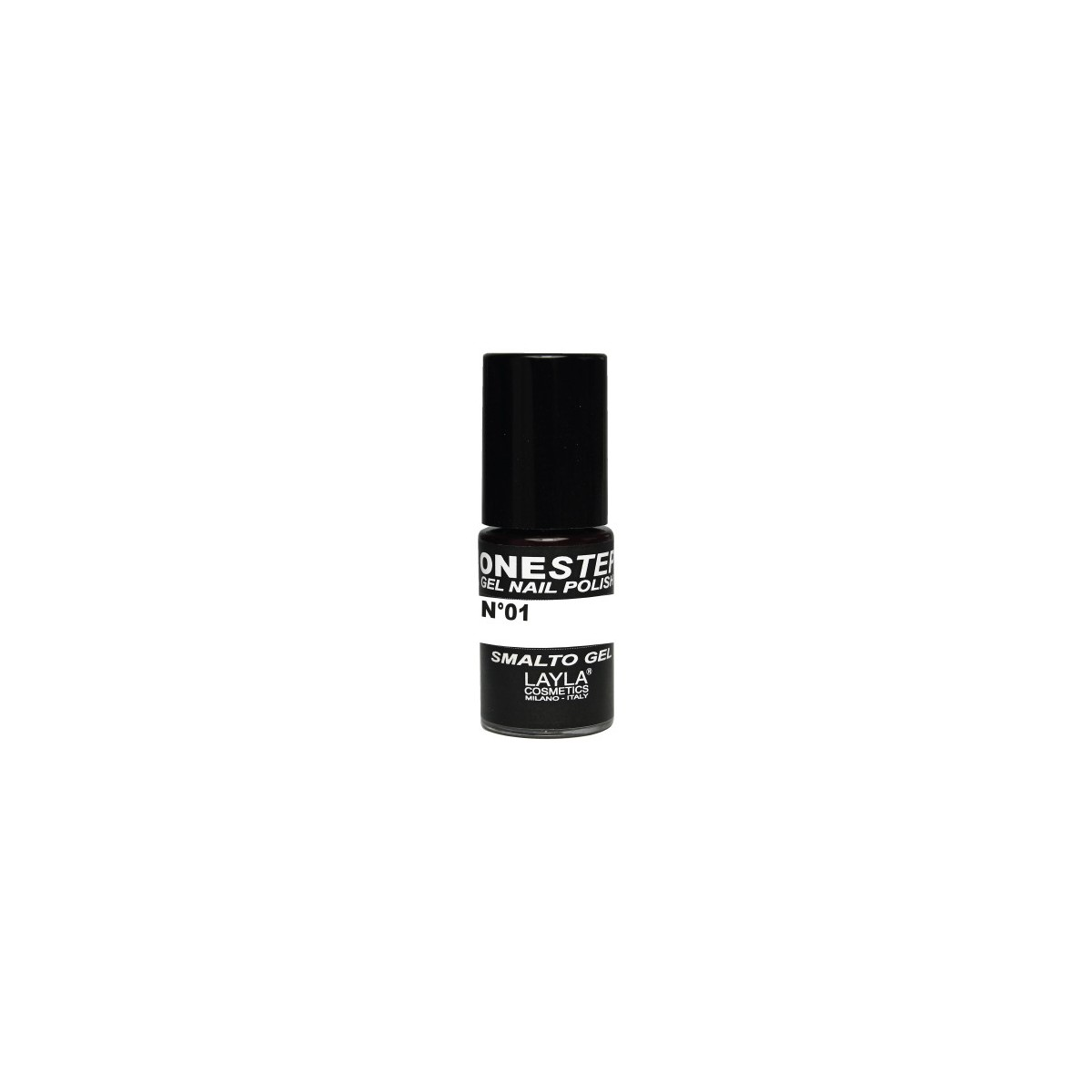 Vernis Blanc UV Gel One-step Layla