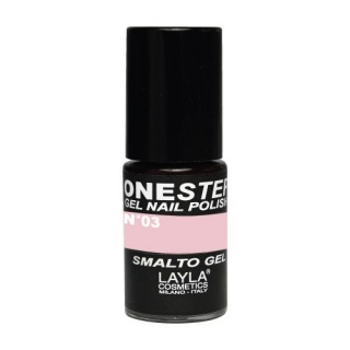 Vernis à ongles Ballerina Rose clair UV Gel One-step Layla 1
