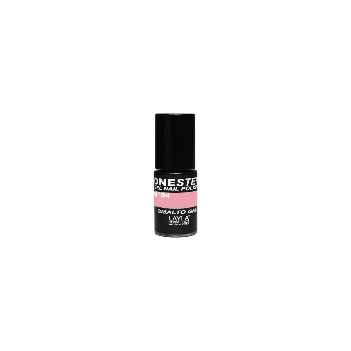 Vernis à ongles Orgasm Rose foncé UV Gel One-step Layla 1