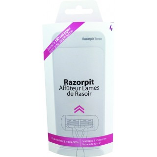 Affuteur pour lames de razoir Razorpit packaging front