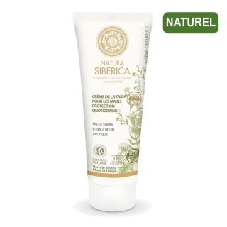 Crème de La Taiga Mains Protection Quotidienne - Natura Siberica