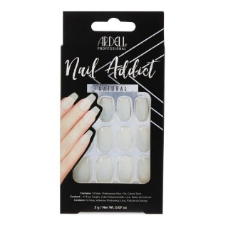 Faux ongles Natural Long -...