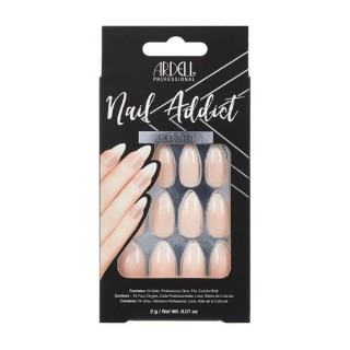 Faux ongles French ombré -...