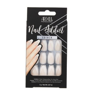 Faux ongles French moderne...