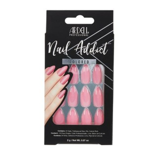 Faux-ongles Luscious Pink -...