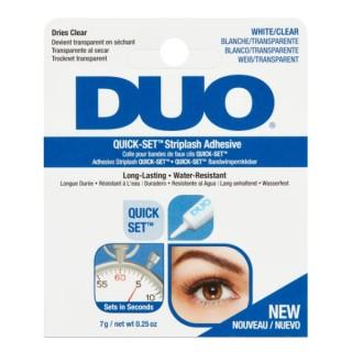Colle pour faux-cils DUO en tube - transparente - Duo