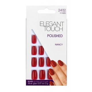 Faux-Ongles Polished - Nancy Elegant Touch 1