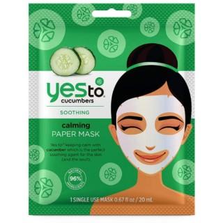 Masque Calmant au Concombre...