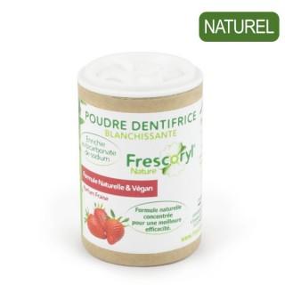 Poudre Dentifrice Fraise - Frescoryl