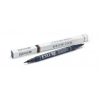 Marqueur Defining & Shading - Brow Ink - 10 Dark Brown Eylure