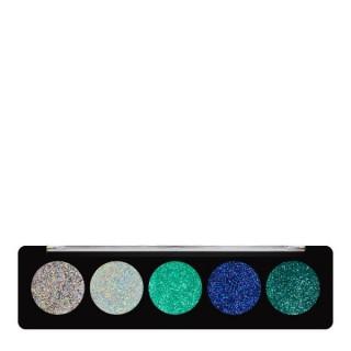 Palette Glitter Aqua Gems -...