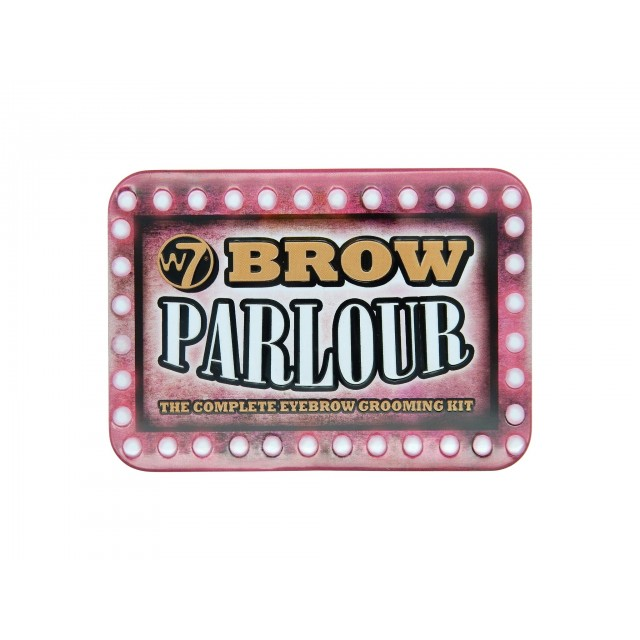"Palette Sourcils ""Brow Parlour"" W7 closed"