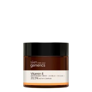 Crème Antioxydante Éclat à la Vitamine E - Skin Generics