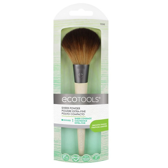 Pinceau Poudre ECOTOOLS packaging front