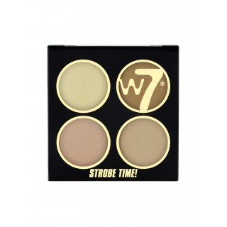 "Palette Strobing ""It'S Strobe Time"" - Vivid Glow W7 closed"