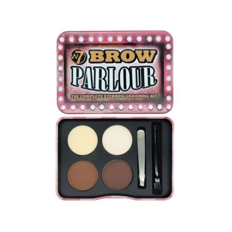 """Palette Sourcils """"Brow Parlour"""" W7 1"""