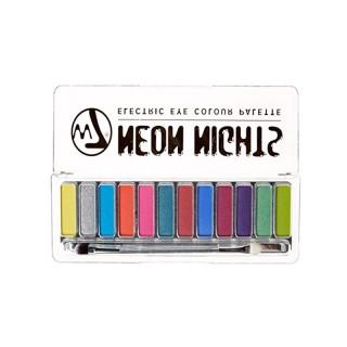 """Palette 12 Ombres à Paupières """"Neon Nights"""" W7"""