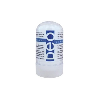 Déodorant Naturel Transparent Mini Stick Crystal 1