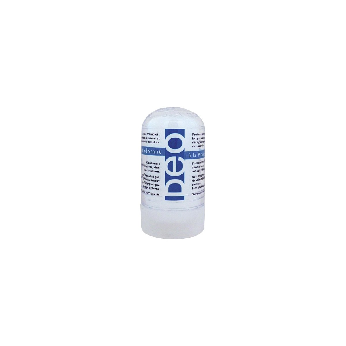 Déodorant Naturel Transparent Mini Stick Crystal 1