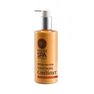 Après-shampoing nutritif à l'Argousier doré Fresh SPA de Natura Siberica