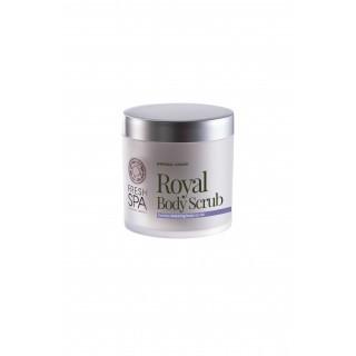 Gommage Royal rénovateur au caviar corps Fresh SPA de Natura Siberica