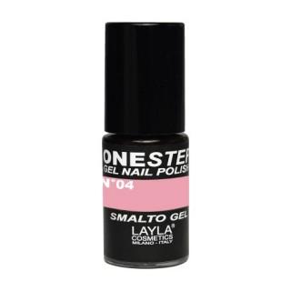 Vernis à ongles Orgasm Rose foncé UV Gel One-step Layla 1