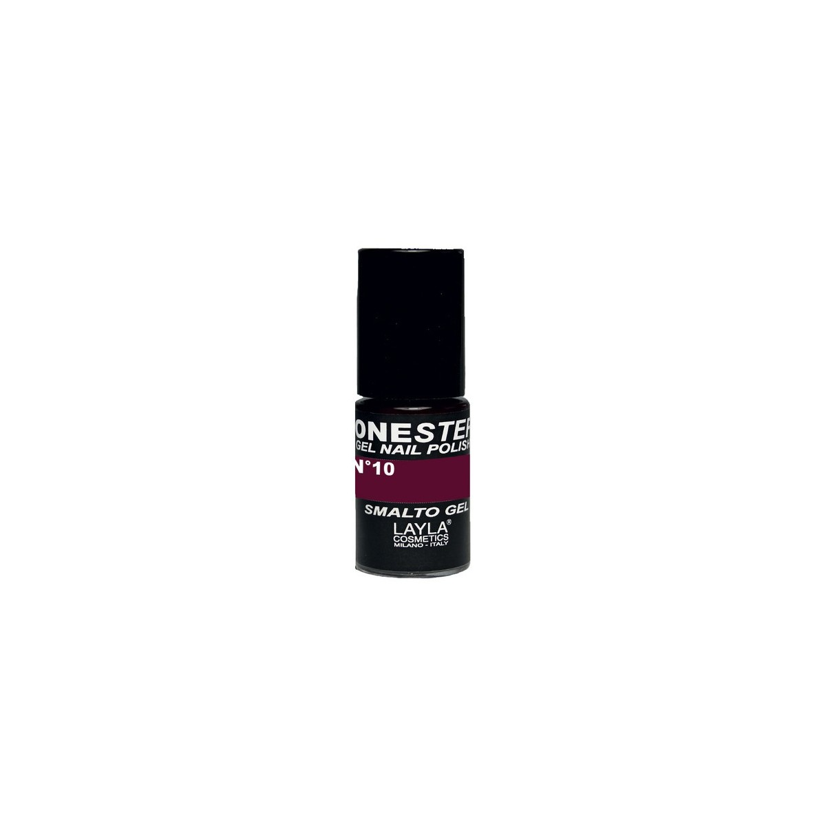 Vernis à ongles red in brown Brun UV Gel One-step Layla 1